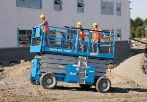 Where to find Genie 4390 RT Scissor Lift in Cheyenne