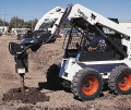 Where to rent PostHole Digger for Skid Steers in Cheyenne WY