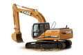 Where to rent Link-Belt Case 210 Excavator in Cheyenne WY