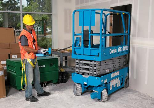 Where to find Genie 1930 Scissor Lift in Cheyenne