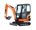 Where to rent TRACKHOE KUBOTA  KX018 BABYX  1 in Cheyenne WY