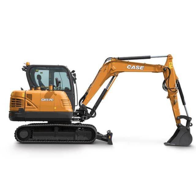 Where to find Case CX57C Mini Excavator in Cheyenne