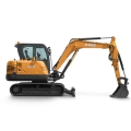 Where to rent Case CX57C Mini Excavator in Cheyenne WY