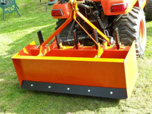 Where to find Landscape Box for Kubota Lawn Tractor in Cheyenne