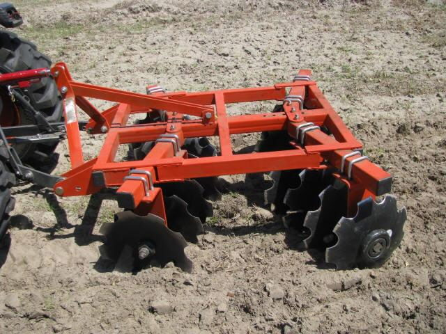 Where to find Disc Attachment for Kubota Lawn Tractor in Cheyenne
